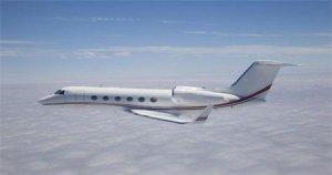 Gulfstream G550 Exterior