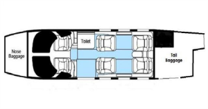 Citation Mustang Floor Plan