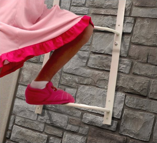 Well Escape Ladder Extension