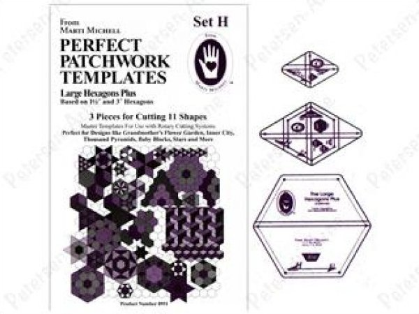 More Perfect Patchwork Templates