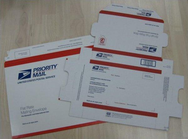 USPS envelopes