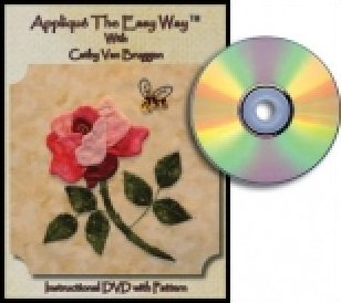 Applique the Easy Way(TM) Instructional DVD