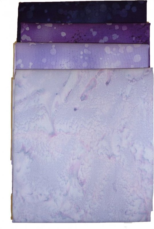 Fabric Pack: Lilac