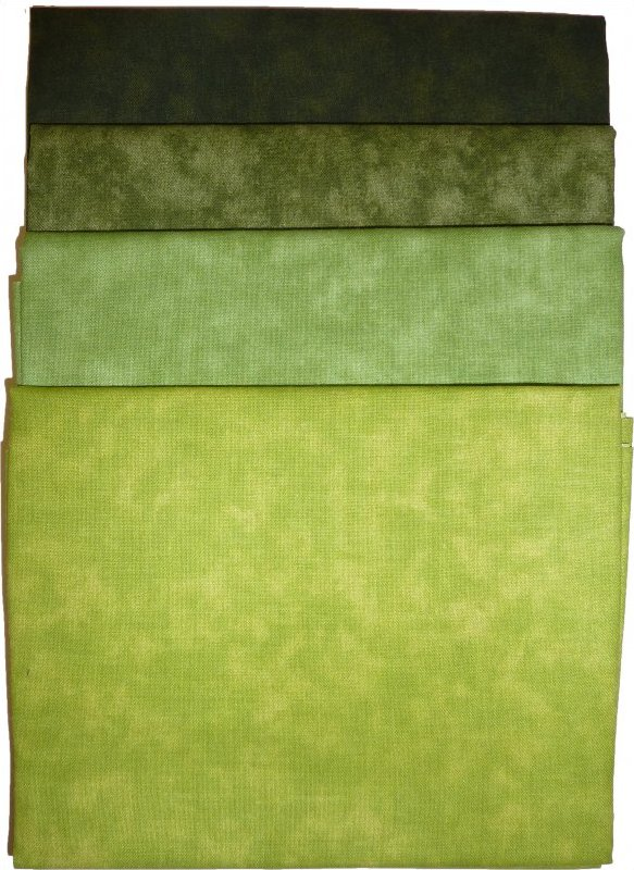 Fabric Pack: Olive Green