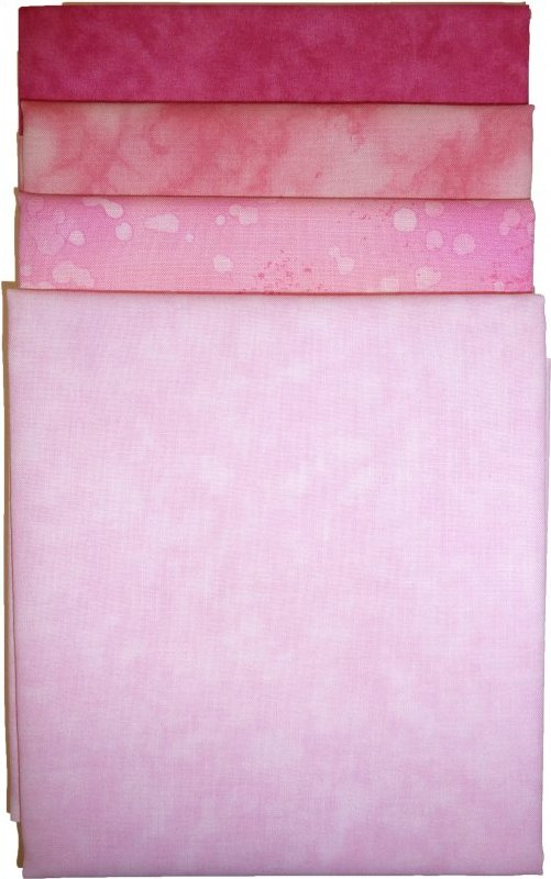 Fabric Pack: Pink