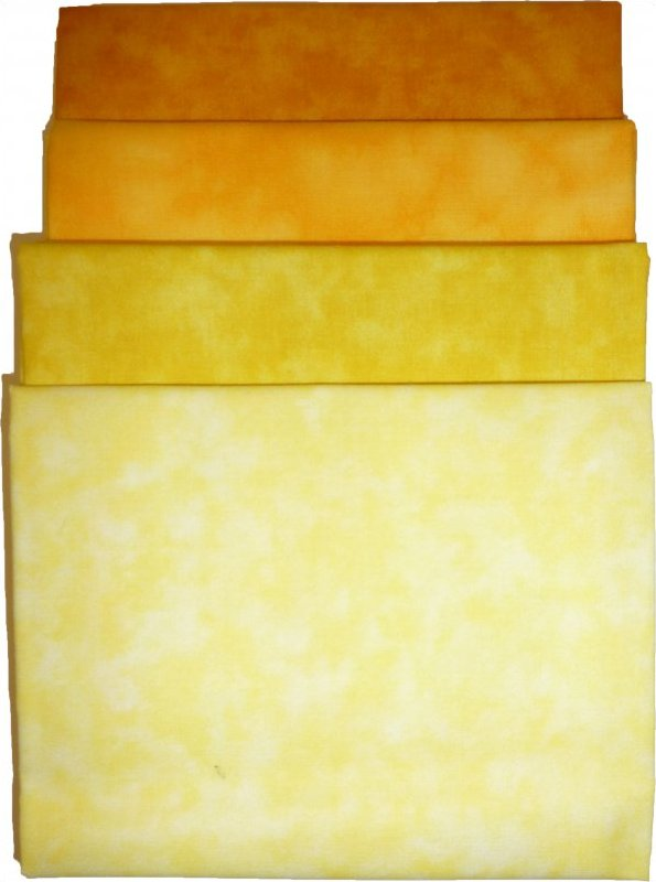 Fabric Pack: Yellow