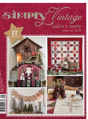 Simply Vintage #29 Dec 2018