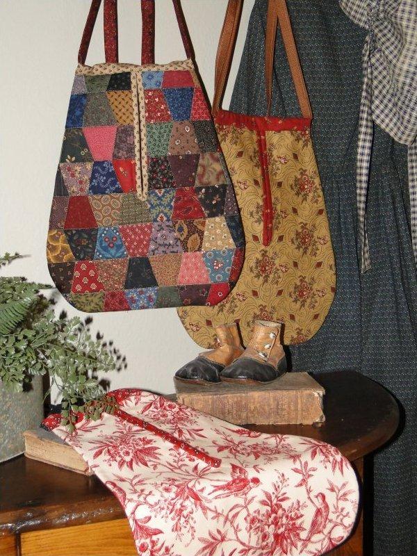 Lucy's Prairie Pockets pattern
