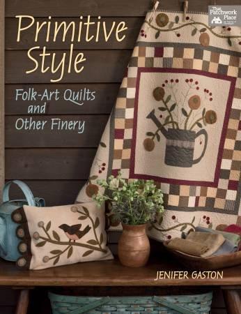 Primitive Style - Folk Art Quilts