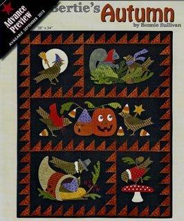 Bertie Autumn pattern set