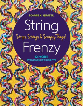 String Frenzy by Bonnie Hunter