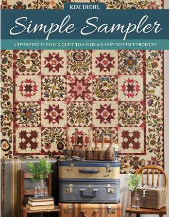 Simple Sampler by Kim Diehl