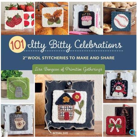 101 Itty Bitty Celebrations Lisa Bongean