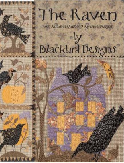 The Raven book by Blackbird Designs