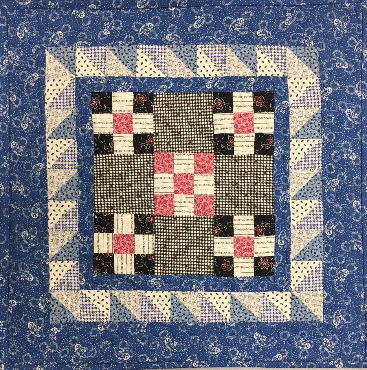Amiel's quilt Kit