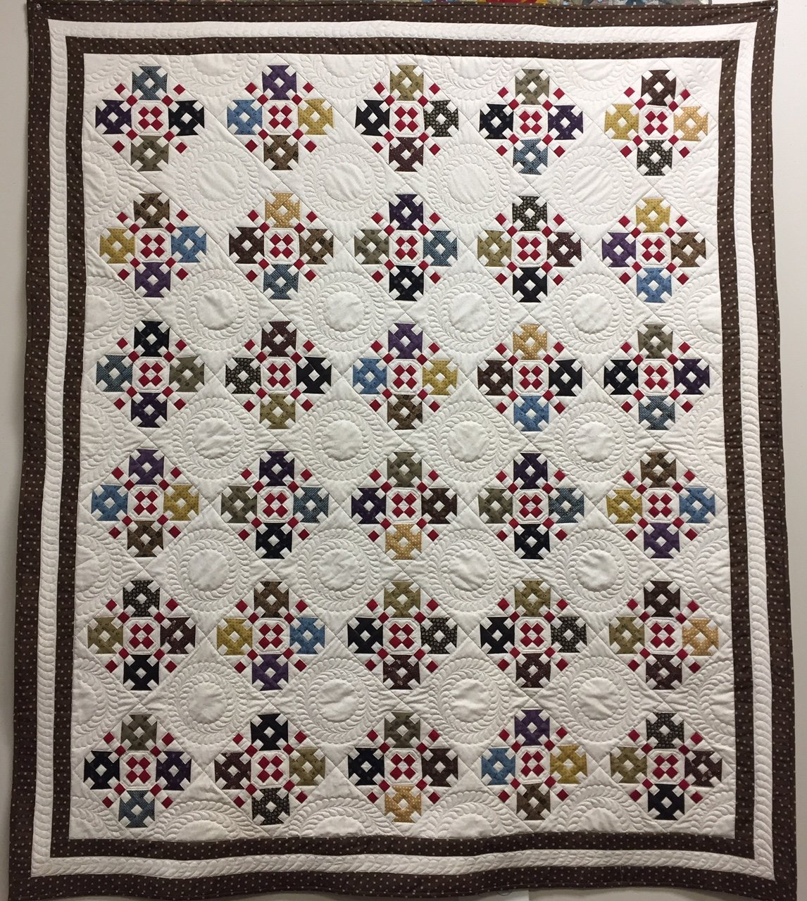 Nathan's Churn Dash Quilt Kit