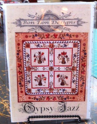 Gipsy Jazz by Bon Bon designs