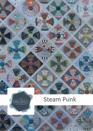 Steam Punk by Jen Kingwell