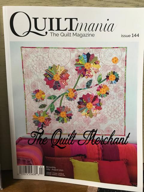 Quiltmania #144