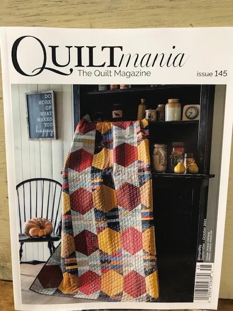 Quiltmania #145