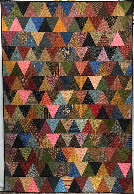 Cassandra's Quilt Pattern
