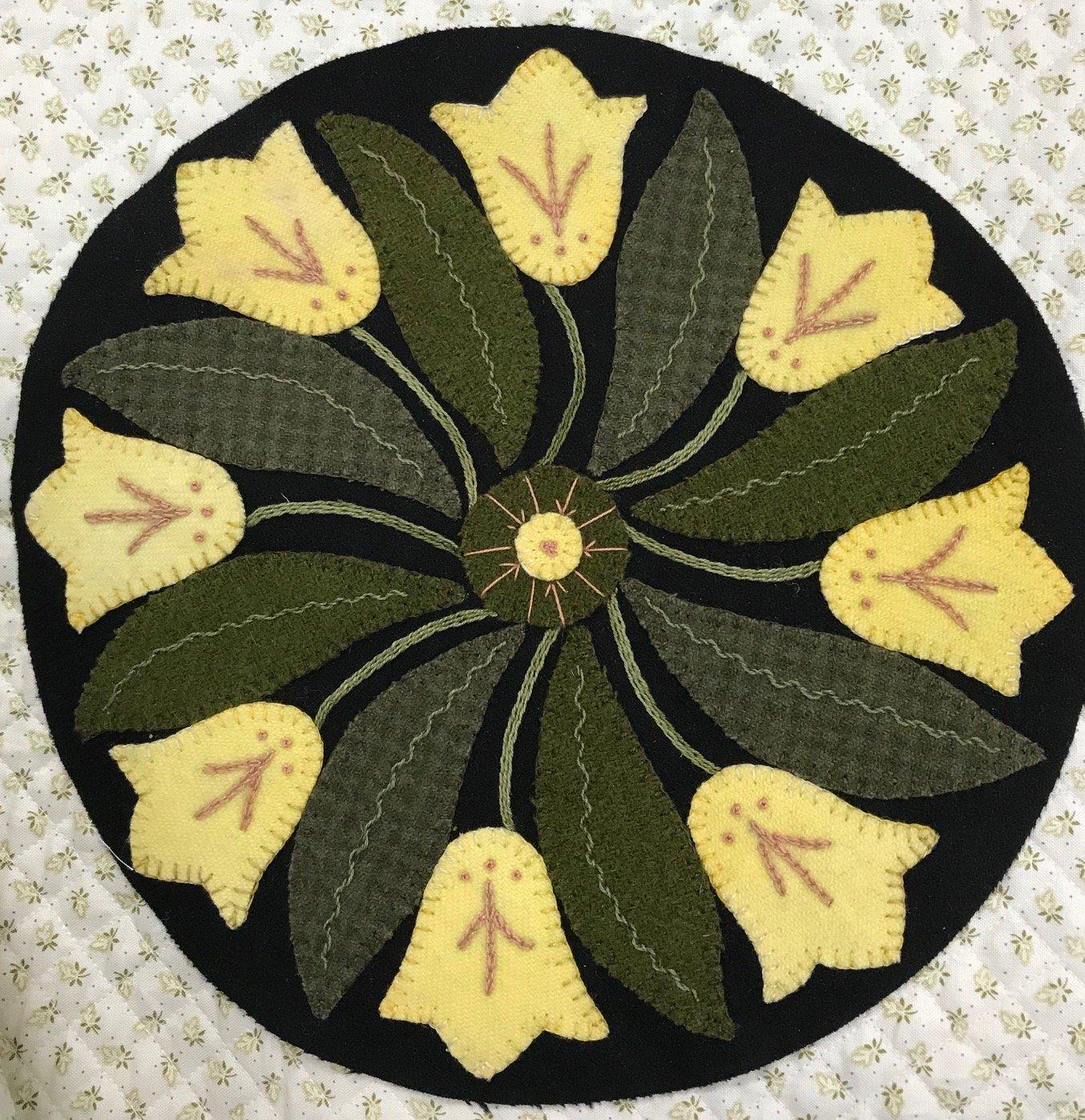Tulip Mat pattern