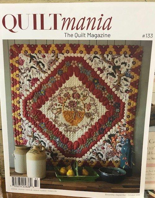 Quiltmania #133