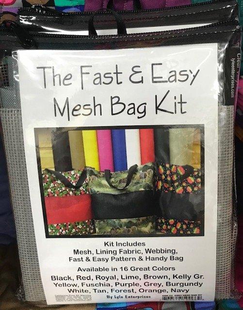 Mesh Bag Kit