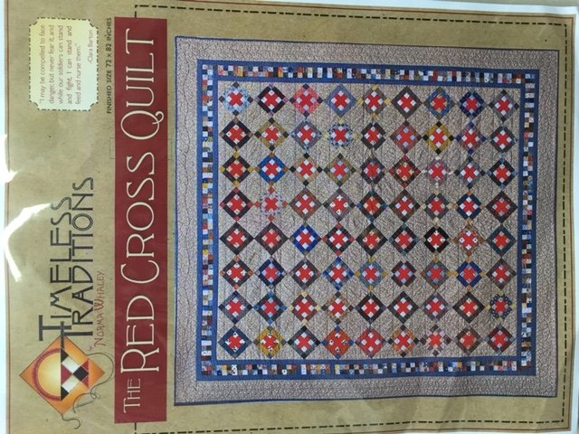 The Red Cross Quilt