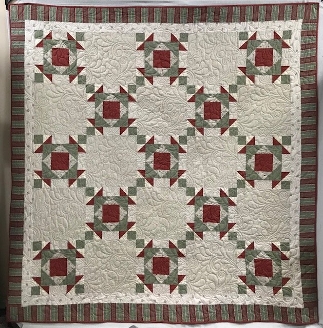 Alicia's Christmas Quilt kit