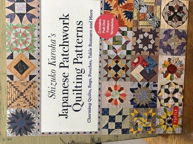 Japanese Patchwork Quilting Patterns by Shizuko Kuroha