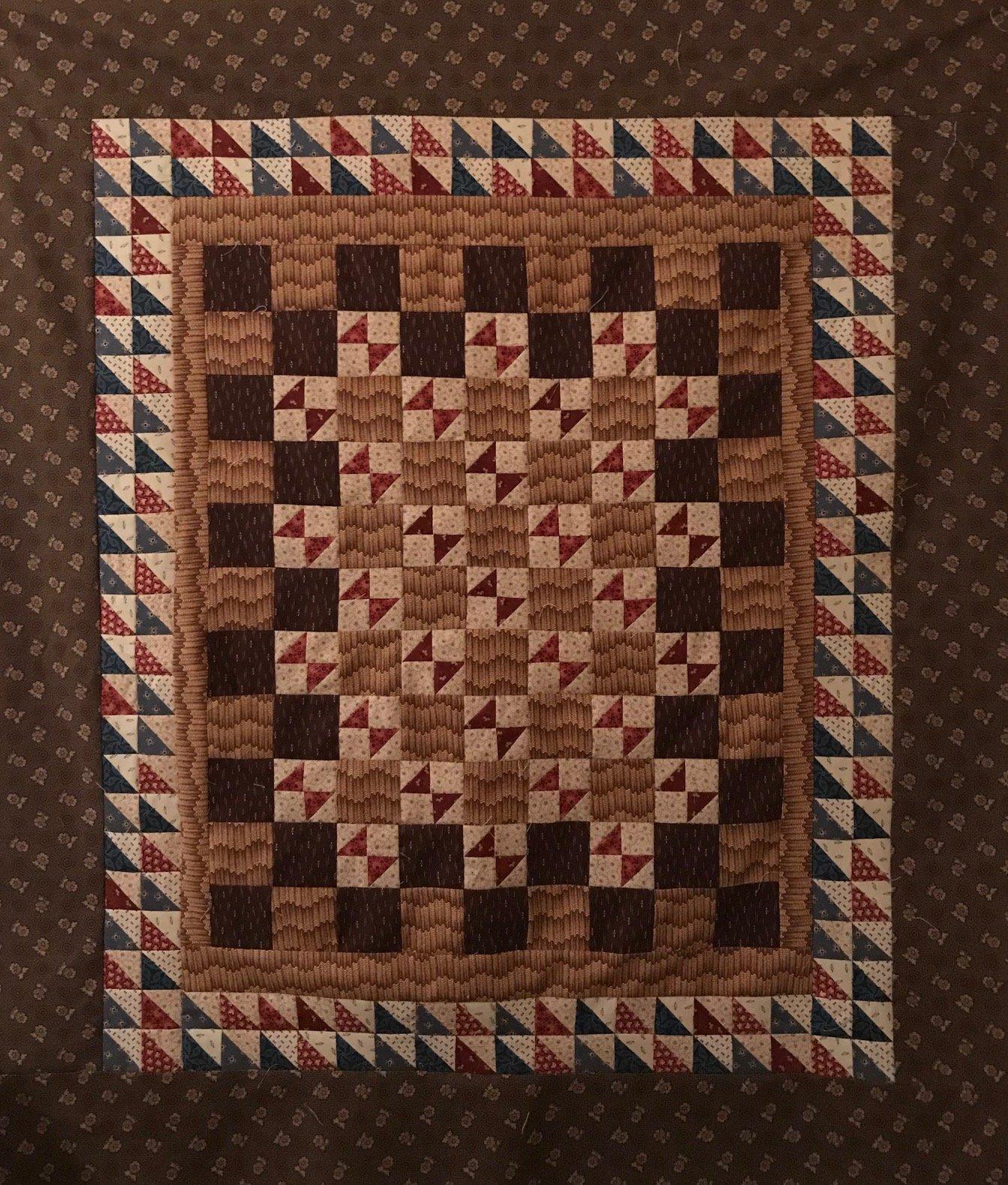 Flora's Quilt