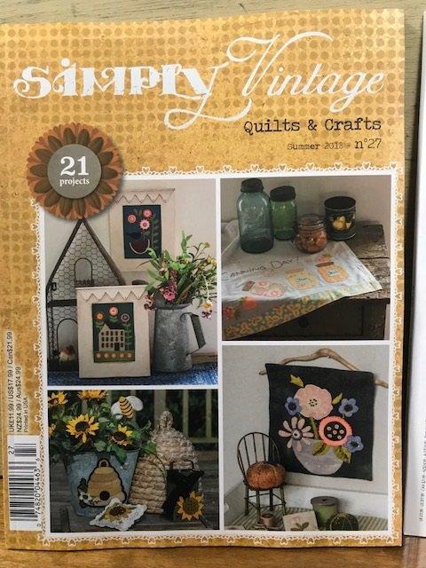 Simply Vintage #27 Summer 2018