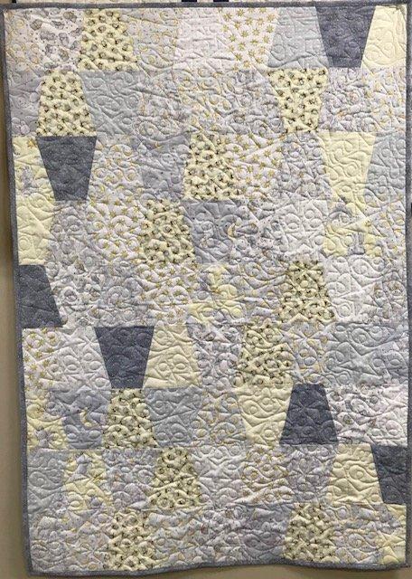 Little Star - Tumbler quilt