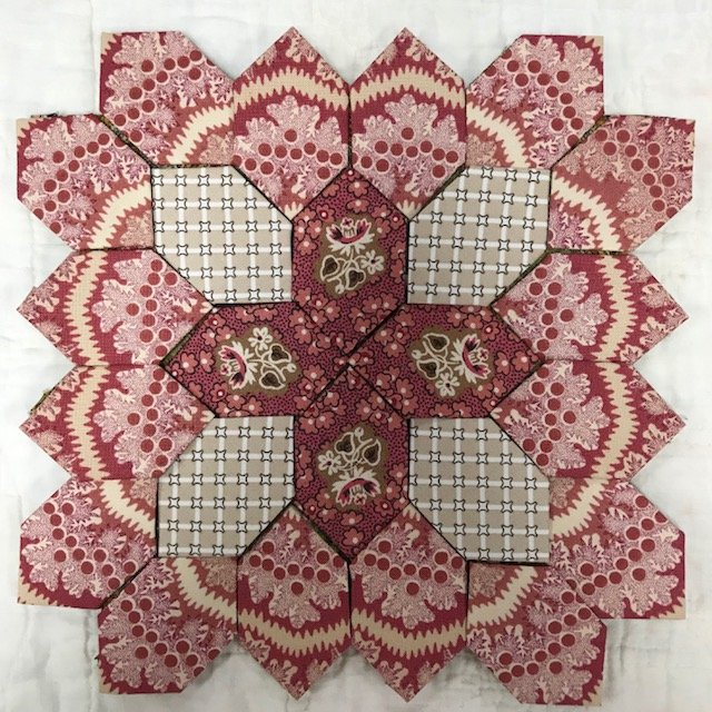 Lucy Boston - Patchwork of The Crosses #113