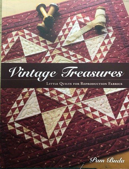 Vintage Treasures by Pam Buda