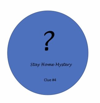 Stay Home Mystery Quilt Clue #4