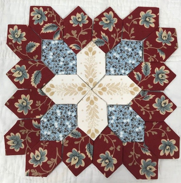 Lucy Boston - Patchwork of The Crosses # 137