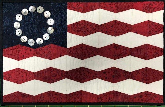 Mini Tumbler Flag
