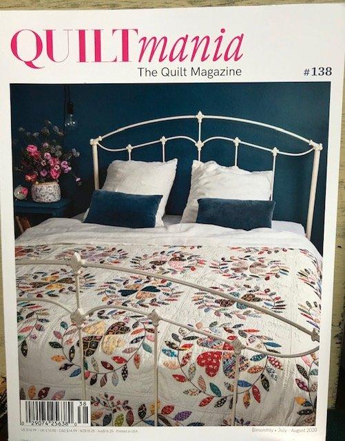 Quiltmania #138