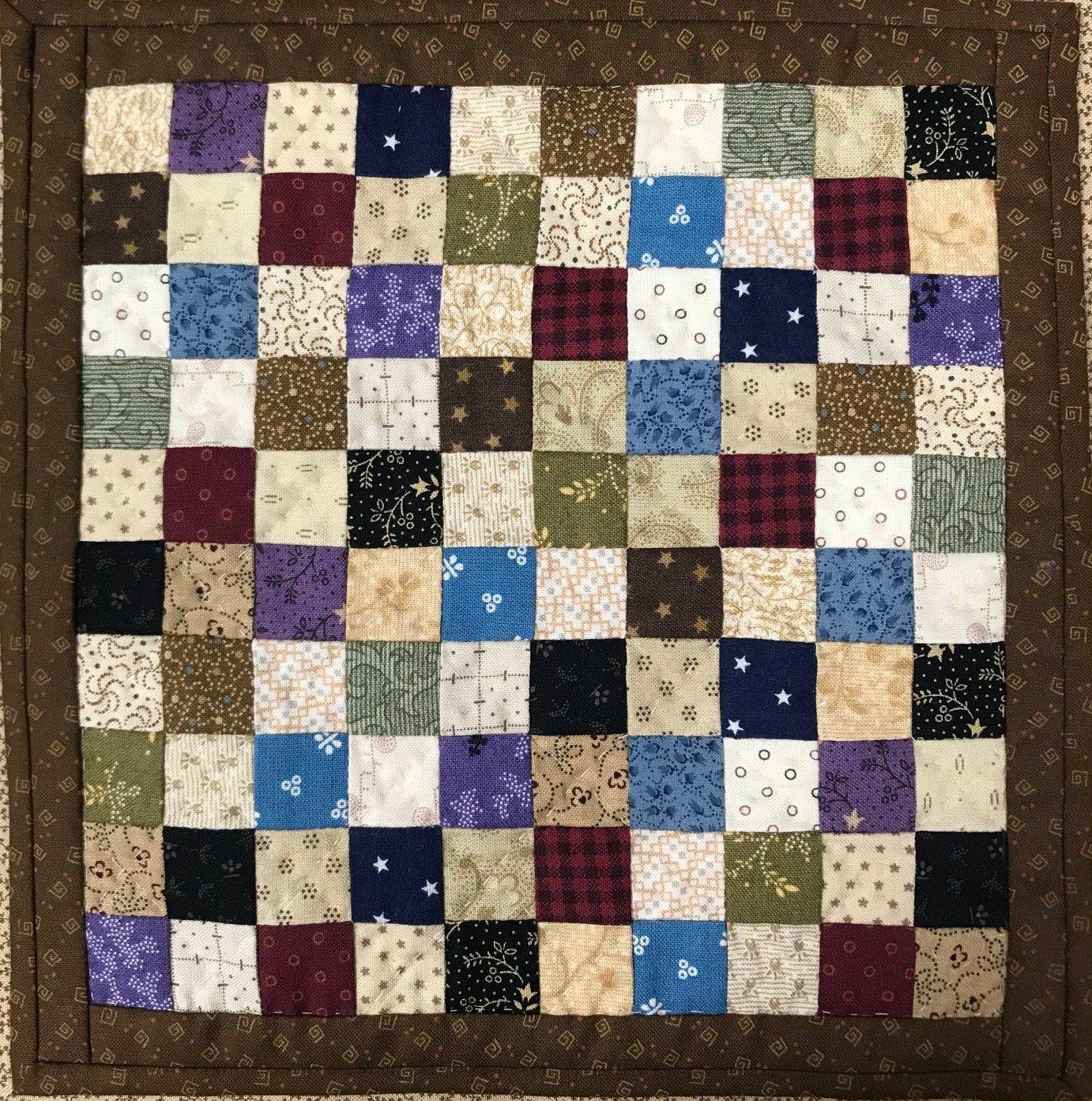Mini Checkerboard Kit