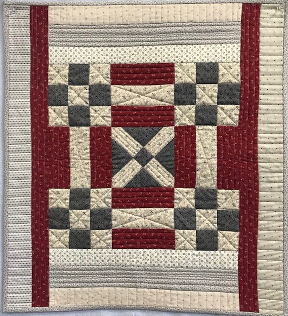 George's Quilt kit w/ pattern