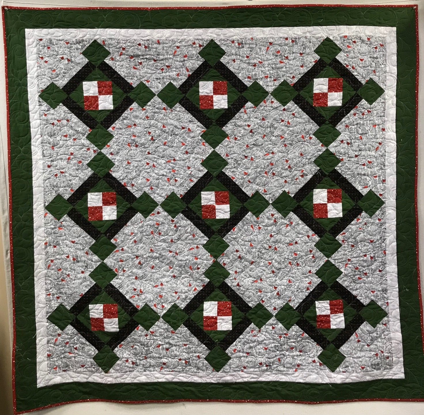 Christmas Eve Quilt