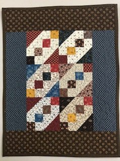 Jacob's Ladder Quilt Kit