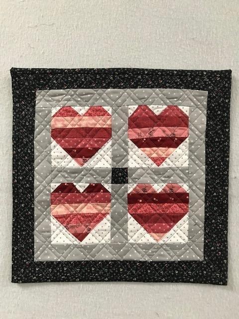 Heart Little Banner