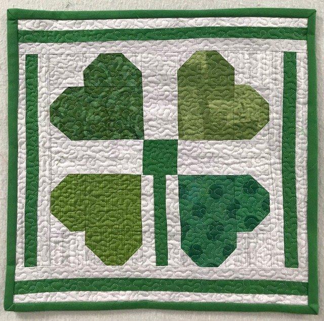 St Patrick's Little Banner
