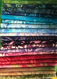 Batik Fat Quarter Bundle
