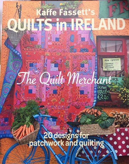 Kaffe Quilts in Ireland