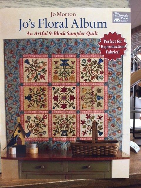 Jo's Floral Album