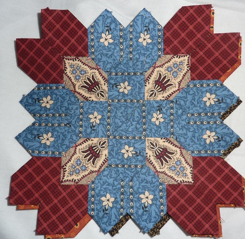 Lucy Boston Patchwork Of The Crosses- Kit 3 : boston quilt - Adamdwight.com